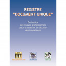 Registre document unique